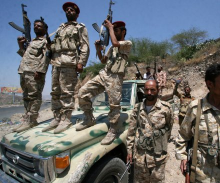 US troops sent to Yemen