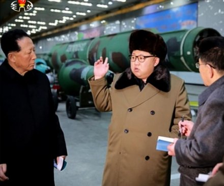 Kim Jong Un conspicuously absent leading up to 7th Party Congress