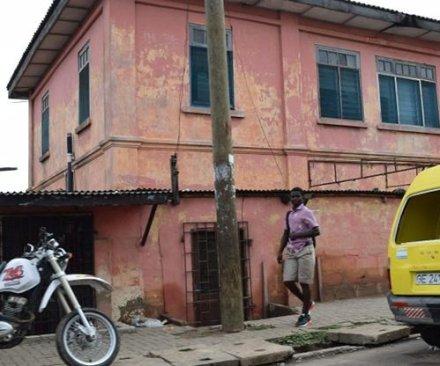 Fake U.S. embassy run by mafia in Ghana shut down after decade