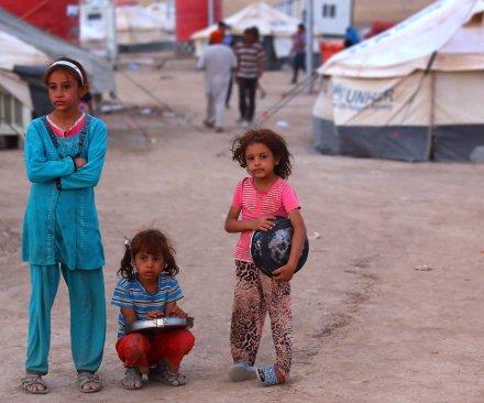 3 million refugees have fled Syria's war so far