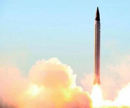 Iran test-fires missile possibly outlawed by nuclear deal
