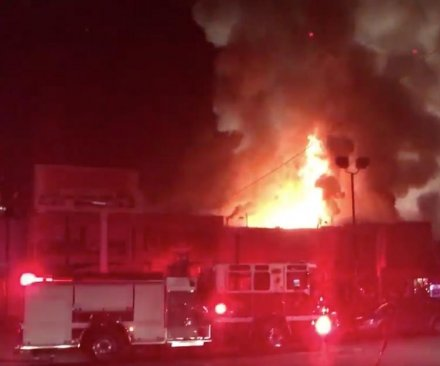 Officials fear death toll could top 40 at Oakland warehouse dance party fire