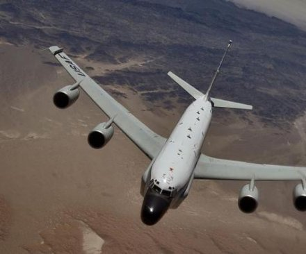 Russian aircraft barrel rolls U.S. Air Force plane, second time in a month