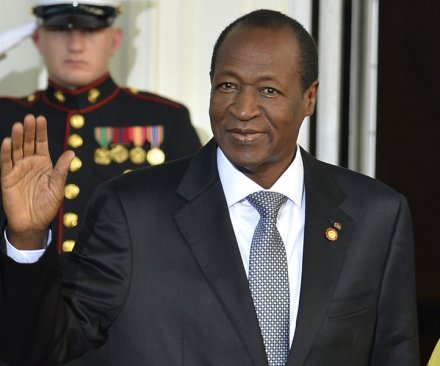 Burkina Faso president resigns amid unrest