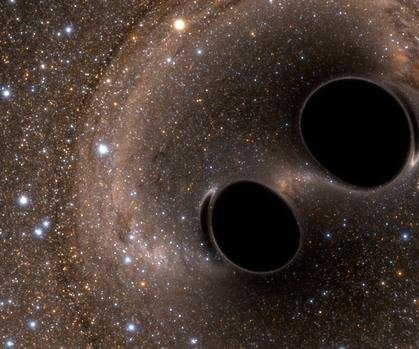 Einstein vindicated: Scientists find gravitational waves