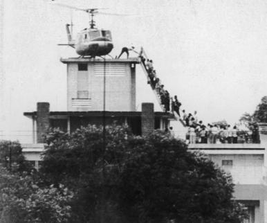Last day in Saigon: Iconic UPI photo heralded end of Vietnam War