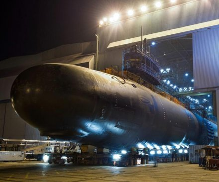 New submarine set for commissioning