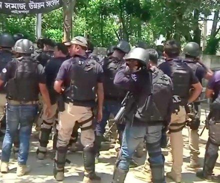 Police: Suspected Dhaka cafe attack 'mastermind' Tamim Chowdhury killed in raid