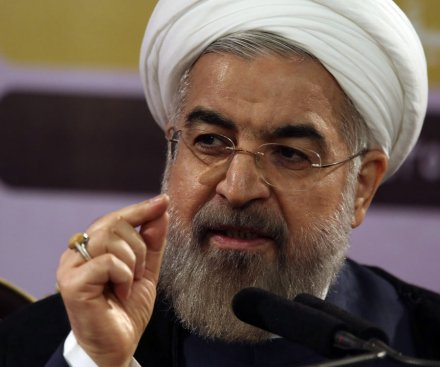 Rouhani optimistic about Iran nuclear deal