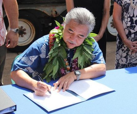 Hawaii becomes first state to enact federal gun-owner database