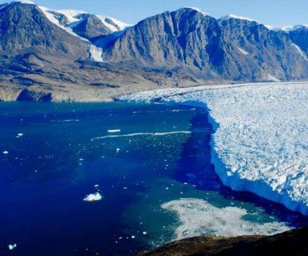 Study: Greenland's coastal glaciers are shrinking