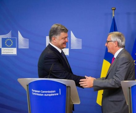 Poroshenko urges immediate Russian implementation of ceasefire