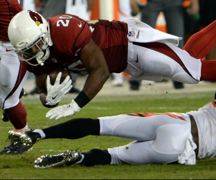 Arizona Cardinals player formally charged
