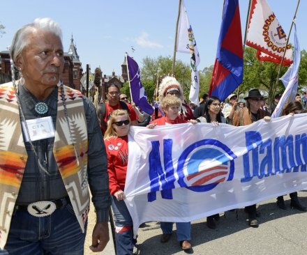 Senate OKs Keystone Pipeline bill over threat of Obama veto