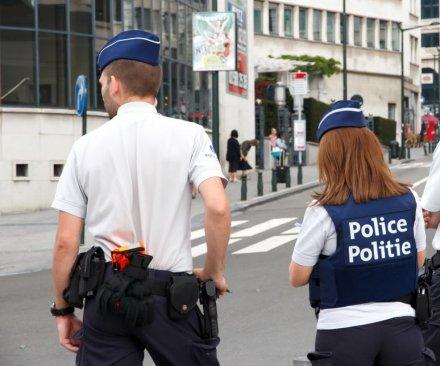 Brussels raises terror alert