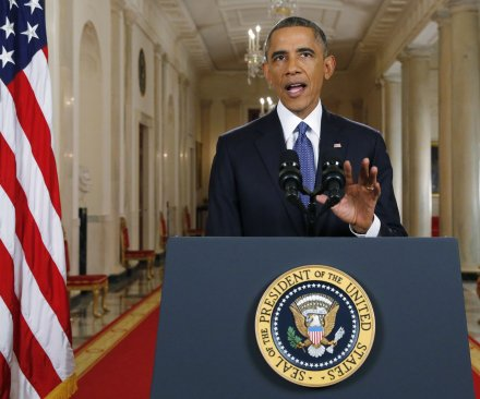 Appeals court upholds hold on Obama's executive action on immigration