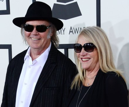 Neil Young files for divorce from wife of 36 years