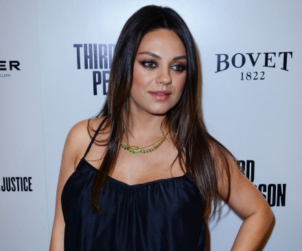 Reports: Mila Kunis gives birth to baby girl