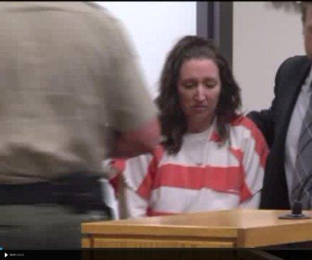 Utah mom gets maximum sentence for killing her six newborns