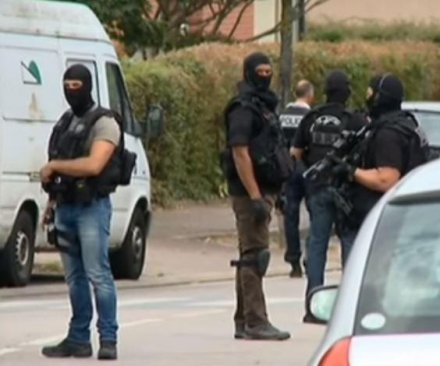 Knife attacker at France church was on probation wearing tracking tag, officials say