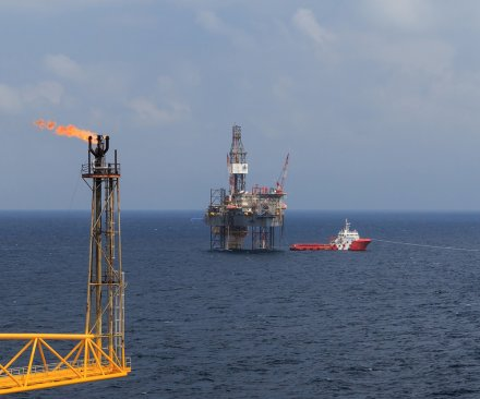 Two dead in Mexican oil rig accident