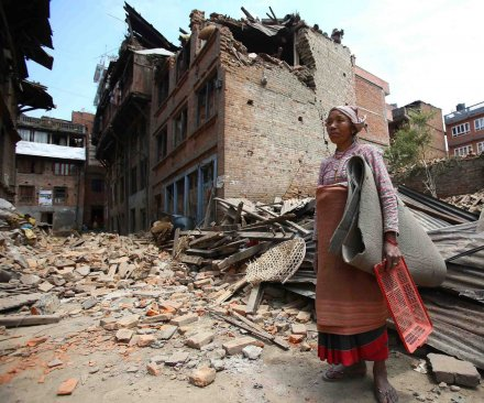 Over 4,700 killed in Nepal earthquake, architectural treasures ruined