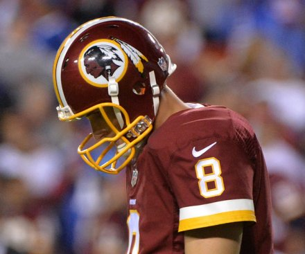 FCC considers banning Redskins name on TV and radio