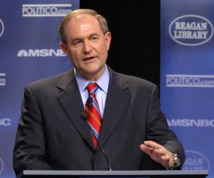 Former Va. Gov. Jim Gilmore makes 2016 GOP presidential bid