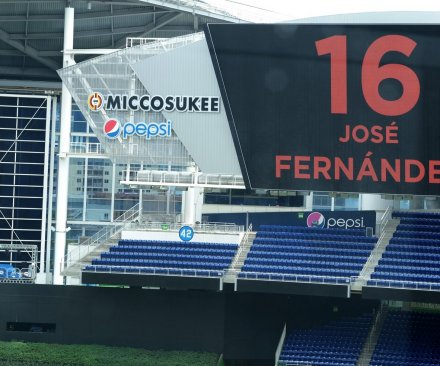 Miami Marlins to honor Jose Fernandez by wearing No. 16 jerseys