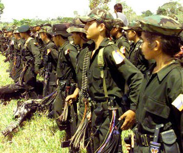 FARC ends ceasefire in Colombia after 26 rebels killed