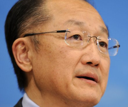 World Bank chief calls for $16 billion for Africa climate change help