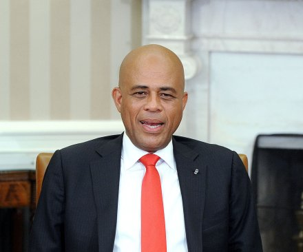 Haitian President Michel Martelly steps down, sparking doubts about successor