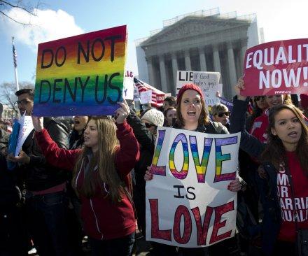 Supreme Court set to take on same-sex marriage case