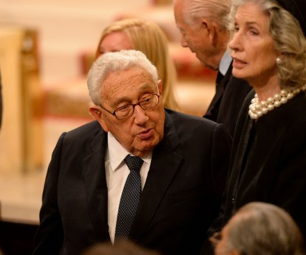 Henry Kissinger visits China to ease concerns amid Trump transition