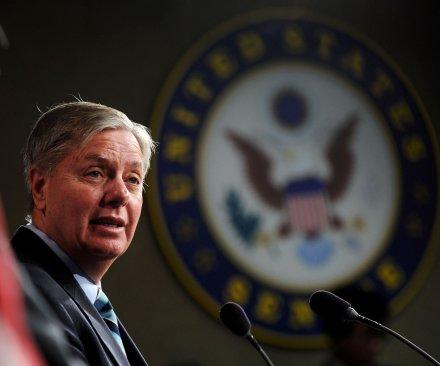 Sen. Lindsey Graham joins GOP presidential race