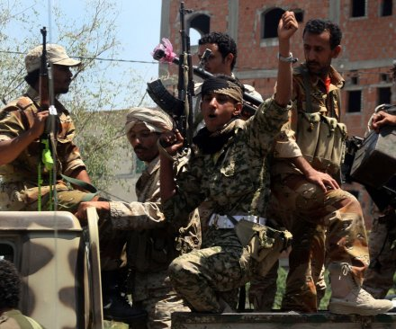 At least four U.S. citizens held prisoner by Houthi rebels in Yemen