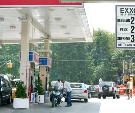 AAA: National gas prices down, though volatility endures