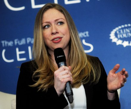 Chelsea Clinton quits at NBC after 3 years