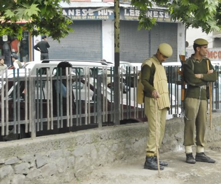 Unrest in Kashmir after clashes between protesters and armed forces