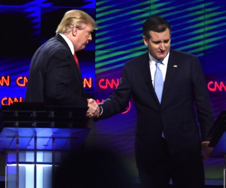 At long last, Ted Cruz finally gives endorsement to Donald Trump
