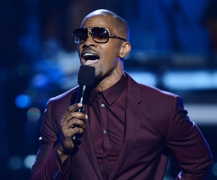 Jamie Foxx sued for allegedly stealing new song