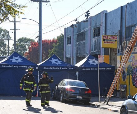 Death toll in Oakland warehouse fire rises to 33