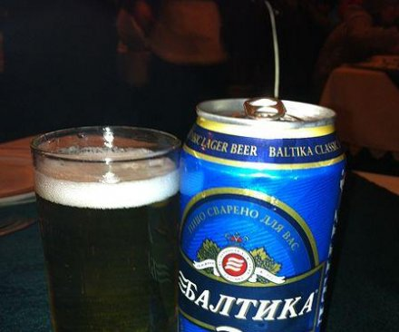 A casualty of Ukraine crisis: beer sales