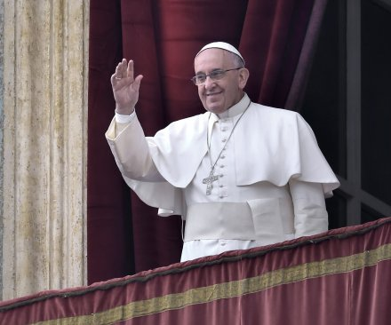 Pope Francis and President Obama will discuss climate change, poverty