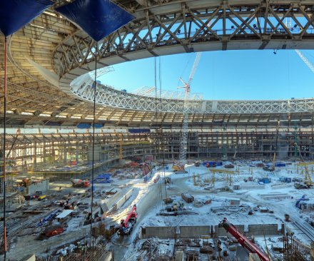 Russia poll indicates low enthusiasm for soccer despite hosting 2018 World Cup