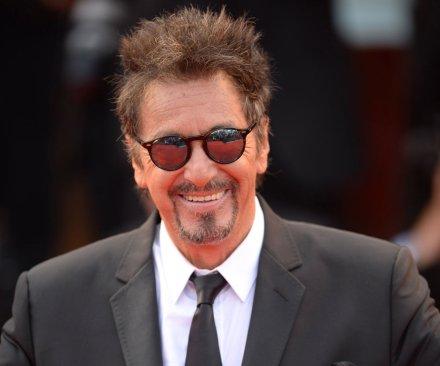 Al Pacino rules Venice Film Festival on Saturday