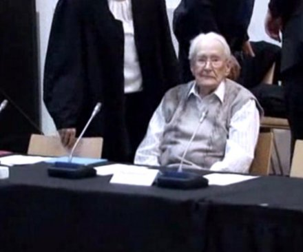 Former Auschwitz Nazi guard on trial in Germany over Holocaust murders