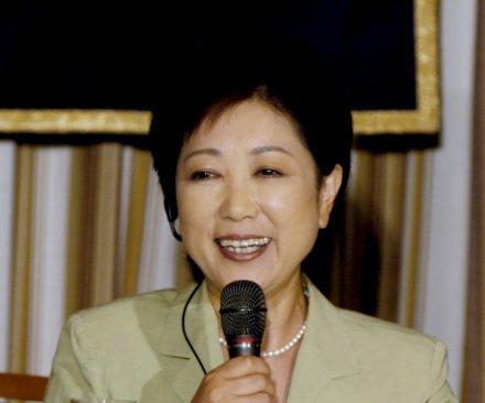 Tokyo set to elect woman governor