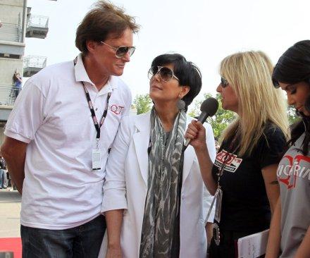 Kris and Bruce Jenner divorcing