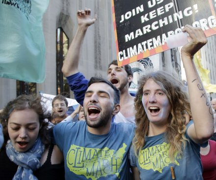 U.N. opens climate summit